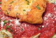 Rick's Best Chicken Parmesan