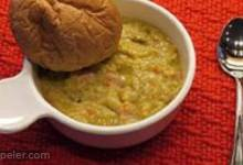 Rick's Yummy Split Pea Soup with Ham