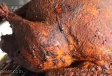 Roast Peruvian Turkey