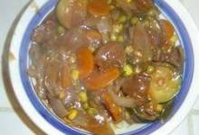 Roasted Vegetable and Beef Stew