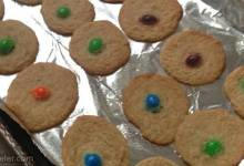 robin's peanut butter cookies
