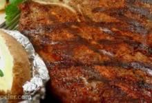 Rock's T-Bone Steaks