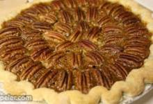 rresistible Pecan Pie