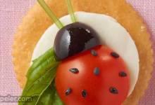 RTZ Caprese Ladybug
