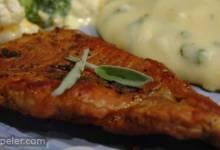 Sage Pork Chops