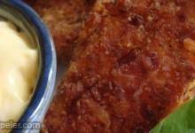 saiah's Pretzel Fried Chicken