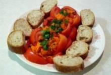 salade de carottes rapes