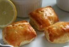 salmon puffs