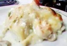Sarah's Chicken Lasagna