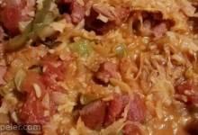 Sauerkraut and Tomato Stew