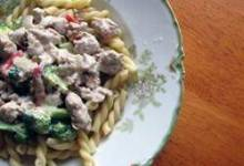 Sausage-Broccoli Pasta