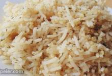 Savory Rice and Quinoa Pilaf