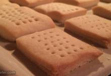 scottish shortbread v