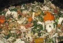 Scrumptious Chicken Vegetable Stew