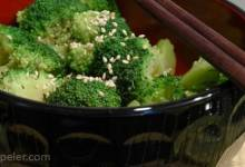 Sesame Broccoli Salad
