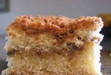 Shari's Streusel Coffee Cake