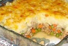 Shepherd's Turkey Pie