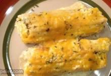 Shortcut Chicken Manicotti
