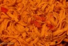 Shrimp and Feta with Pasta