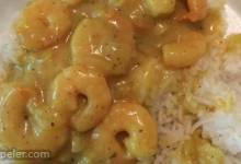 Shrimp Curry (My Dear Mudder's Version)