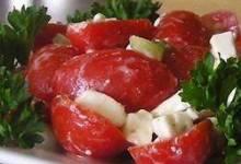 Simple Feta Cheese Salad