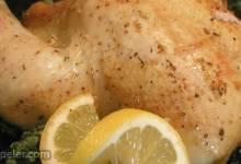 Simply Lemon Baked Chicken