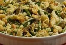 sister schubert's® green bean casserole