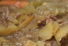 Slow Cooker Beef Stew V