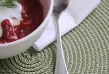 slow cooker borscht