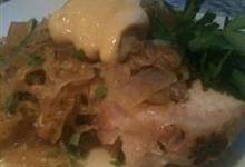 Slow Cooker Sauerkraut Pork Loin