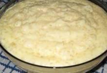 slow cooker tapioca pudding