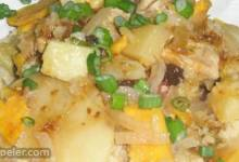 Slow Cooker Tropical Chicken