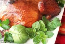 Smoked Herb Chicken