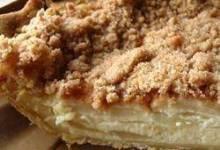 Sour Cream Apple Pie Deluxe