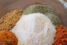 Southern Style Dry Rub for Pork or Chicken