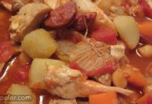 Spanish-Style Chicken Stew