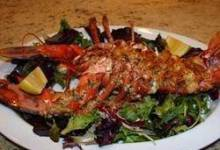 Special Occasion Baked Stuffed Lobster