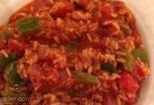 Spicy American Spanish Rice