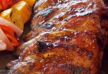 spicy chinese barbeque riblets
