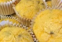 spicy cornbread mini-muffins