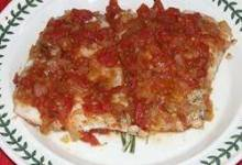 spicy red snapper