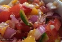 Spicy Sweet Salsa