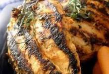 Spicy Tarragon Yogurt Chicken
