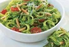 Spinach Almond Pesto