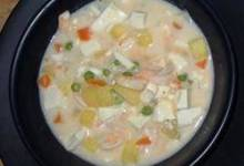 Squash and Coconut Milk Stew