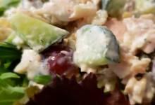 stacy's greek-nspired tuna salad