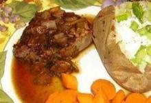 Steak with Marsala Sauce