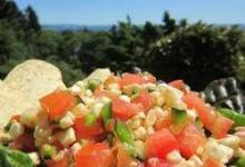 Steph's Summer Salsa
