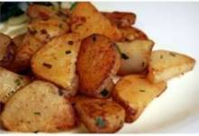 Steve's Famous Garlic Home Fries