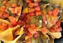 steven's baked nachos